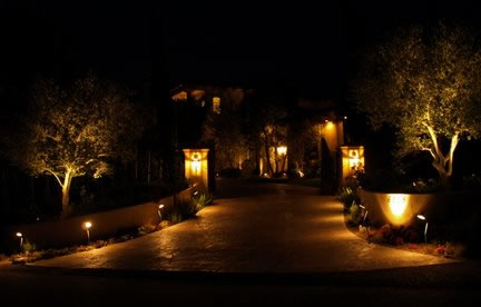 Landscape Lighting Camarillo Fixtures