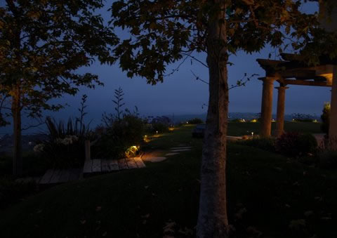 Landscape Lighting Camarillo Pathways