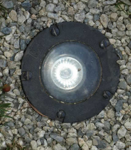 Landscape Lighting Camarillo Well Light