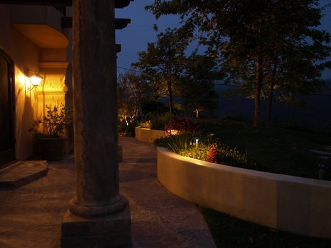 Landscape Lighting Camarillo Outdoor Lighting