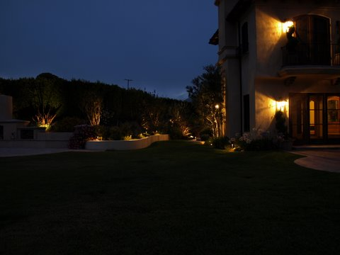 Landscape Lighting Camarillo Patio Garden